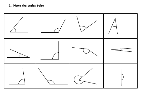 Angles Home Learning 2