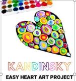 Kandinsky heart